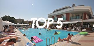 top 5 vakantie marmaris