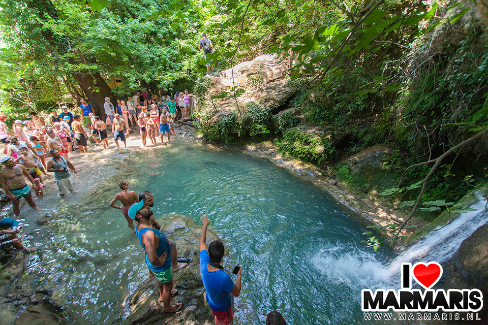 waterval marmaris